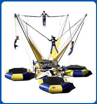 Euro Bungee Trampoline