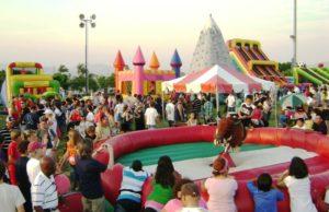 carnival equipment rental